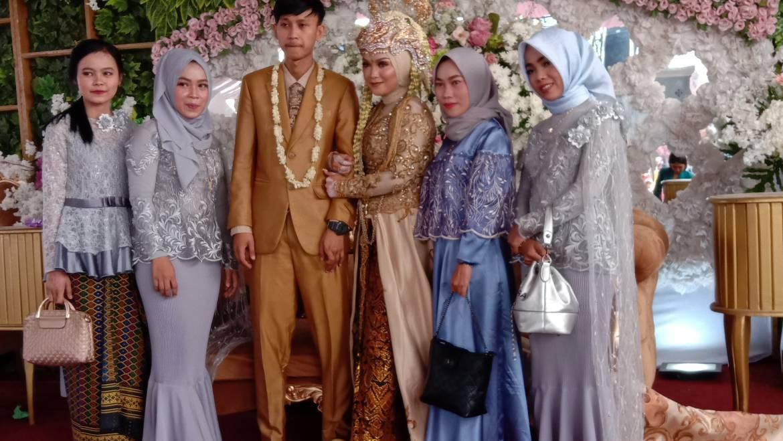 "Pernikahan  "" IRWAN & AIDAH"