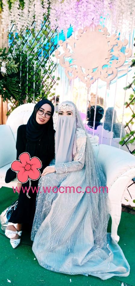 Rias Pengantin Hijab Syar'i